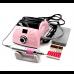 Фрезер ZS-710 (розовый) 35000 оборотов для маникюра и педикюра