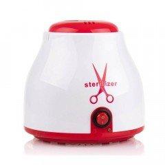 Шариковый стерилизатор, (красный), гласперленовый SP-9001