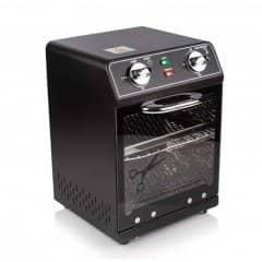 Сухожарова шафа SM-220 стерилізатор для інструментів білий (чорний)