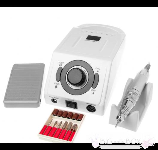 Фрезер для манікюру та педикюру ZS-716 50000 обертів, 70 Вт (білий)