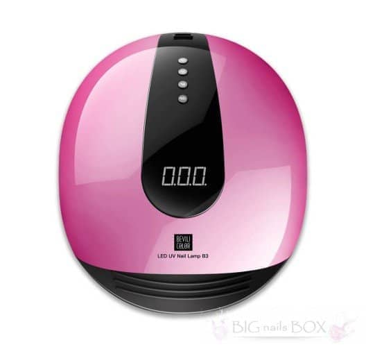 SUN B3 80 вт (рожева) Uv-Led лампа для манікюру