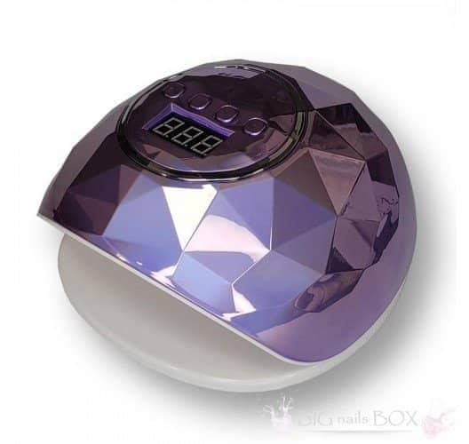 Sun F6 86w фиолетовая гибридная маникюрная лампа