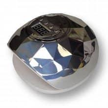 Sun F6 86w сіра гібридна манікюрна лампа