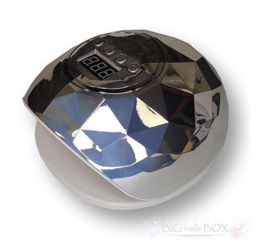 Sun F6 86w серая гибридная маникюрная лампа