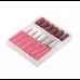 Фрезер для манікюру та педикюру ZS-716 50000 обертів, 70 Вт (рожевий)