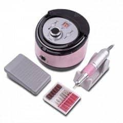 Фрезер ZS-606 (рожевий) 35000 обертів для манікюру і педикюру