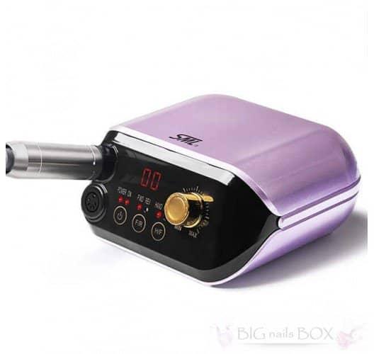 Фрезер SML M1 Violet (фиолетовый) 25 000 оборотов для аппаратного маникюра