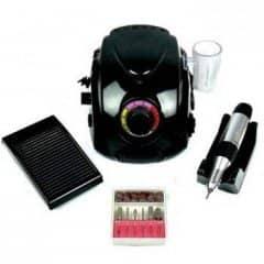 Фрезер Nail Drill DM-212 (чорний) 35000 обертів для апаратного манікюру