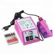 Фрезер Lina Mercedes-2000 (розовый) для аппаратного маникюра