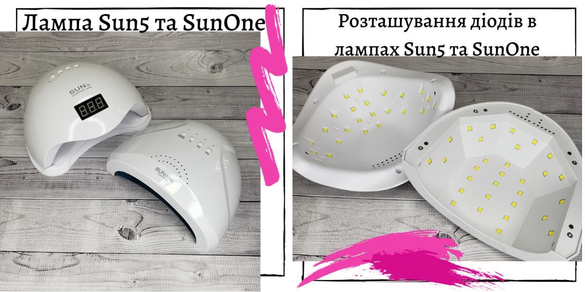 Кращі лампи для манікюру сан 5 і сан ван